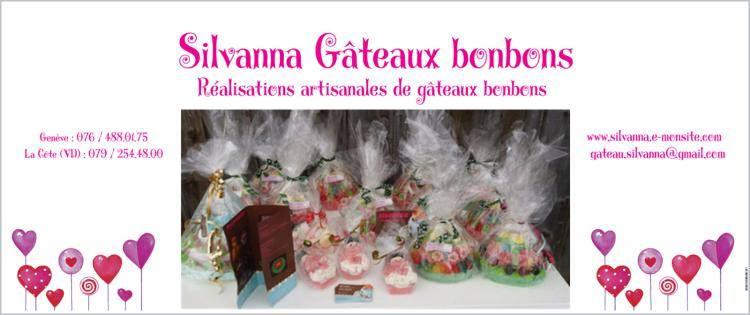Gateau bonbon suisse
